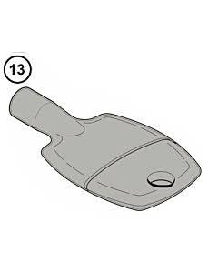 Hörmann Haubenschlüssel für LineaMatic / P