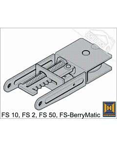 Hörmann Spanneinheit für Führungsschienen FS10, FS2 und FS-BerryMatic und FS50 (SupraMatic H)