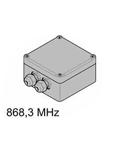 1-Kanal-Relais-Empfänger HER1 868,3 MHz