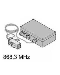 2-Kanal-Relais-Empfänger HER2,868,3 MHz von Hörmann