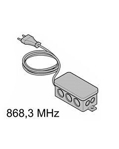 Mini-2-Kanal-Empfänger HET2 868,3 MHz