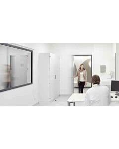 Hörmann Durchblickfenster HW-D-SD 2, mit beidseitiger Verglasung