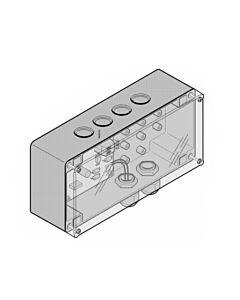 Laderegler (Solarpanel) inkl. Zuleitung zum Motor