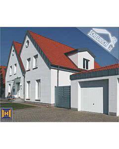 HÖRMANN Berry Schwingtor N80 Motiv 902 - Farbe weiß