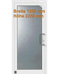 Hörmann Aluminium Haustür TopComfort Motiv 100 TC, Breite bis 1200 mm und Höhe bis 2250 mm