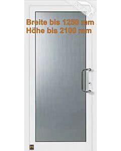 Hörmann Aluminium Haustür TopComfort Motiv 100 TC, Breite bis 1250 mm und Höhe bis 2100 mm (Tueren)