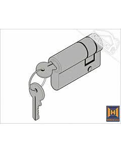 Hörmann Profil-Halbzylinder 30.5 x 10 mm