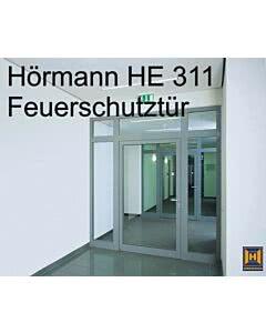 Hörmann T30-1 HE 311 - Abbildung beispielhaft mit optionalen Seitenteilen