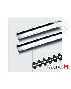 Marantec Kugelseil Antriebsschiene ST 12-S, 2-teilig (0,8 mm) für Comfort 260 und 360