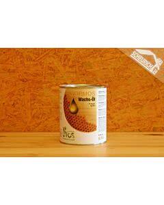 Livos 267 GORMOS Wachs-Öl 2,5 Liter
