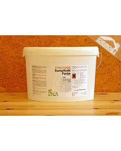 Livos 475 STRUTIVOS - Sumpfkalk Farbe 10 Liter