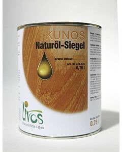 Livos 244 KUNOS - Naturöl-Siegel 0,75 Liter, Farben im Produkt wählbar