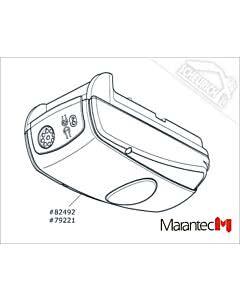 Marantec Motor-Aggregat Comfort 211 accu 433 MHz (Neutral) (Ersatzteile Torantriebe)