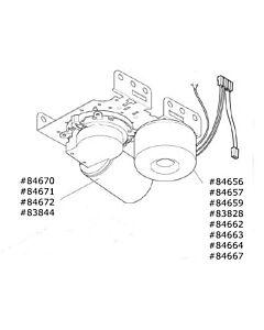 Marantec Gleichstrommotor Comfort 252.2 (Ersatzteile Torantriebe)