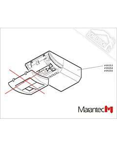Marantec Antriebshaube, Comfort 252 (Ersatzteile Torantriebe)