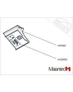 Marantec Elektronikträger, Comfort 257 (Ersatzteile Torantriebe)