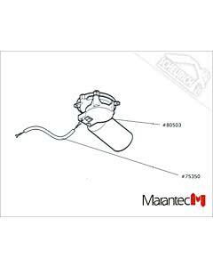 Marantec Ersatz-Motor Comfort 257 incl. Kabelsatz, Comfort 257 (Ersatzteile Torantriebe)