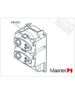 Marantec Steuerungseinheit Control x.51 (2-flügelig), Comfort 515 (Ersatzteile Torantriebe)