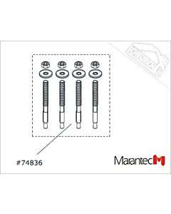 Marantec Dübelset, Comfort 850, 851 (Ersatzteile Torantriebe)