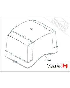 Marantec Antriebshaube, komplett, Comfort 870 (Ersatzteile Torantriebe)