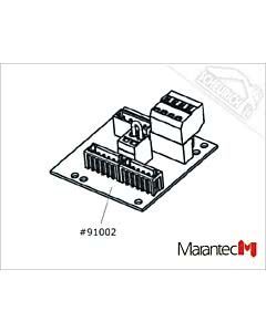 Marantec Platine Verteiler SIBU, Dynamic xs.plus Control x.plus (Ersatzteile Torantriebe)