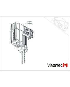 Marantec Dynamic xs.base 60/24 KE/WE 230 V/1~/0,37/65, Dynamic xs.base (Ersatzteile Torantriebe)