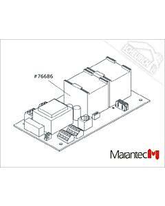 Marantec Platine Control x.base 400 V/3 PH, Dynamic xs.base (Ersatzteile Torantriebe)