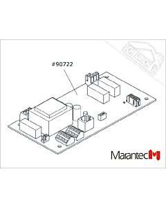 Marantec Platine Control x.uni, Dynamic xs.uni (Ersatzteile Torantriebe)
