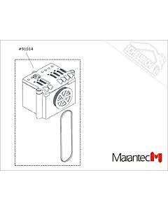 Marantec Positionsbox DX SG I=35,0, Dynamic xs.uni (Ersatzteile Torantriebe)
