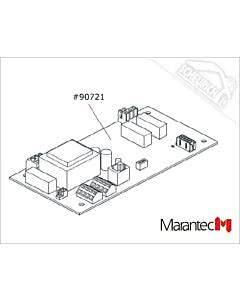 Marantec Platine Control xs.plus FU, Dynamic xs.plus (Ersatzteile Torantriebe)