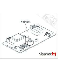 Marantec Platine Control xs.plus 1 PH, Dynamic xs.plus (Ersatzteile Torantriebe)