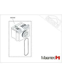 Marantec Positionsbox EMPM Dx, komplett, Dynamic xs.plus (Ersatzteile Torantriebe)