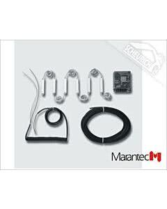 Marantec einseitige LED-Beleuchtung, 4.000 mm