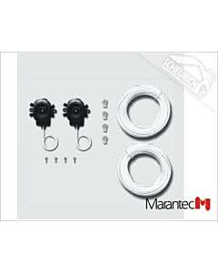 Marantec Special 632 L Einweg-Lichtschranke, 2-Draht-Technik mit Verbindungskabel, 20.000 mm
