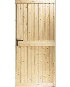 Novoferm Garagen-Nebentüre Typ Nürnberg, ansichtsgleich zu Novoferm Schwingtoren aus Holz