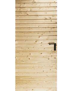 Novoferm Garagen-Nebentüre Typ Stuttgart, ansichtsgleich zu Novoferm Schwingtoren aus Holz
