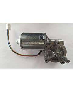 Normstahl Entrematic Motor mit Getriebe für Magic