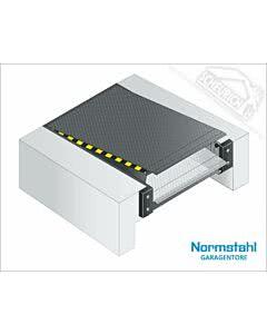 Klappkeilbrücke Normstahl LS60A (Tore)