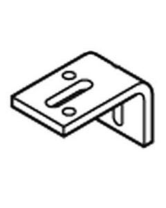 Deckenbefestigungswinkel für Normstahl Seitensektionaltor SST