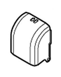 340 und 345 - Scharnier-Abdeckung unten und oben für Normstahl Deckensektionaltor Euro ES100 ab Baujahr 04/2006 und CEN ab Baujahr 05/2001 bis 04/2006 und DST 9 ab Baujahr 06/1994 bis 04/2001 (Tore)