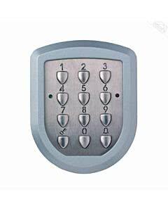 Normstahl Codetaster Funkcodetaster 3-Befehl 433 Mhz