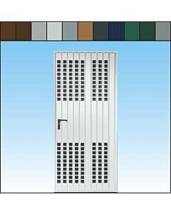 Novoferm Garagen-Nebentüre Typ Kiel, farbig, ansichtsgleich zu Novoferm Schwingtoren aus Stahl