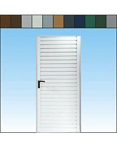Novoferm Garagen-Nebentüre Typ Kassel, farbig, ansichtsgleich zu Novoferm Schwingtoren aus Stahl