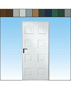 Novoferm Garagen-Nebentüre Typ Krefeld, farbig, ansichtsgleich zu Novoferm Schwingtoren aus Stahl