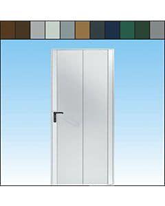 Novoferm Garagen-Nebentüre Typ Kreuztal, farbig, ansichtsgleich zu Novoferm Schwingtoren aus Stahl