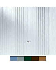 Novoferm K Schwingtor Typ Rees, farbig Super Color, wählen Sie zwischen 5 Farben, bis 3000 mm Breite