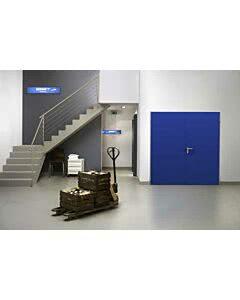 Sicherheitstüre Novoferm E-S 10/53, Türe kann nur grundiert geliefert werden. Farbanstrich bauseits