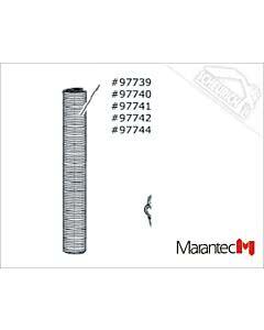 Marantec Ausgleichsfeder-Paket weiß, Parc 100 (Ersatzteile Torantriebe)