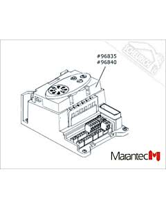 Marantec Schloss mit Schlüssel, Parc 200 (Ersatzteile Torantriebe)