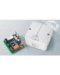 Normstahl Potentialfreier Empfänger, 4 Befehl (230 V), 433 Mhz selbstlernend